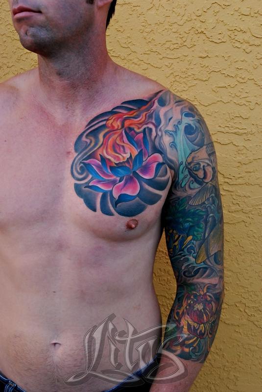 Forbidden Images Tattoo Art Studio : Tattoos : Body Part