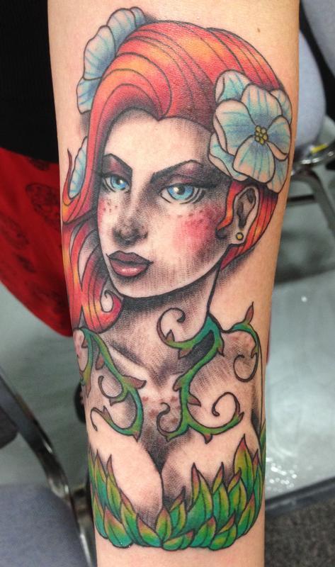 195f1531d Jesse Neumann @ Alternative Arts Tattoo : Tattoos : Feminine ...