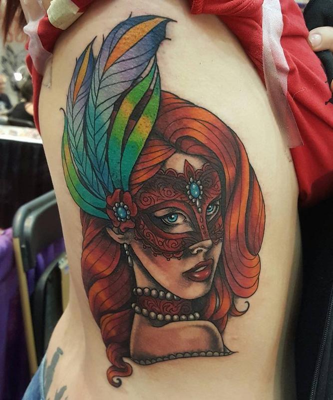 9d42f9de7 Jesse Neumann @ Alternative Arts Tattoo : Tattoos : Art Nouveau ...
