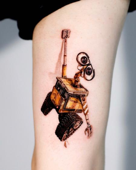 tattoos/ - Wall-E - 143027