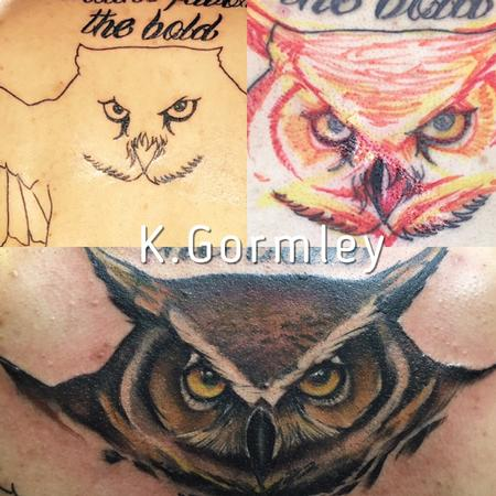 tattoos/ - Save the owl - 129827
