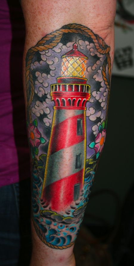 tattoos/ - Lighthouse - 68779