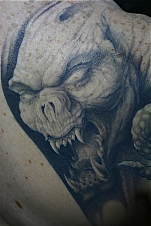 tattoos/ - Demon Tattoo - 39378