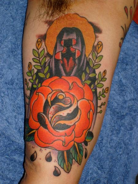 tattoos/ - Reaper Rose - 75164