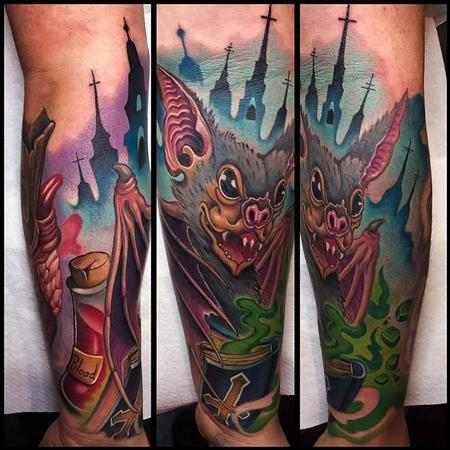 tattoos/ - Vampire Tattoo - 112164