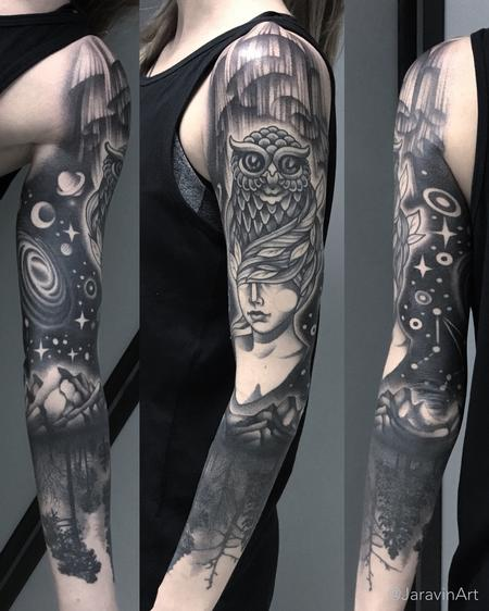 tattoos/ - Full Sleeve - 123450
