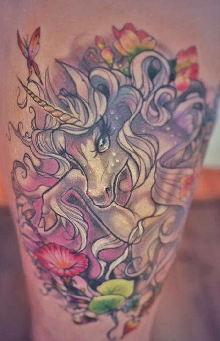 tattoos/ - The Last Unicorn Tattoo - 141012