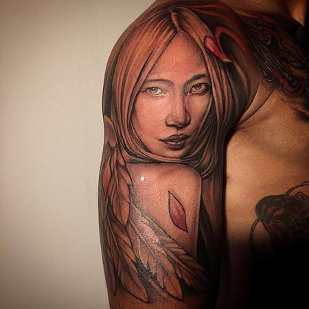 tattoos/ - Japanese Angel - 104215