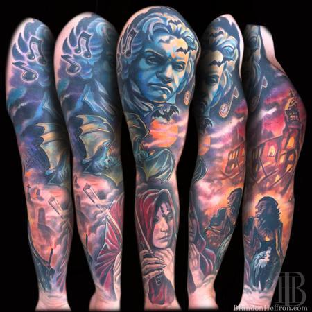 tattoos/ - Bat-toven - 133796