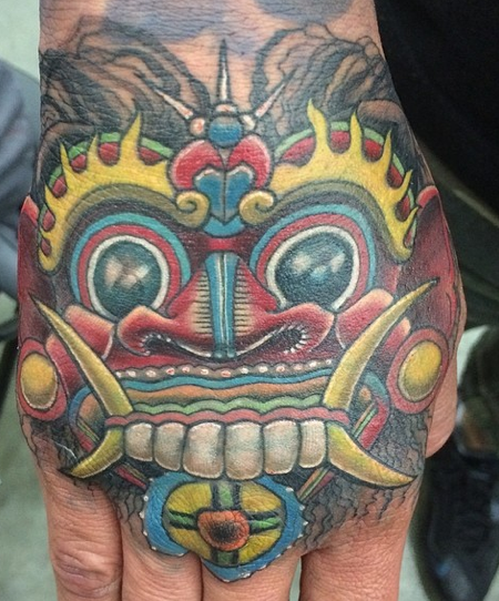 tattoos/ - Cover up hand tattoo - 91293