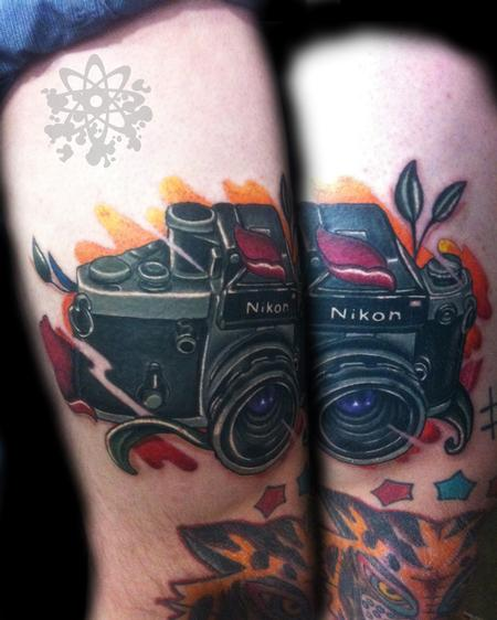 tattoos/ - His first Camera - 70767