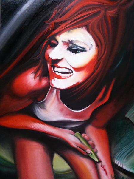 Art Galleries - Girl - 67764