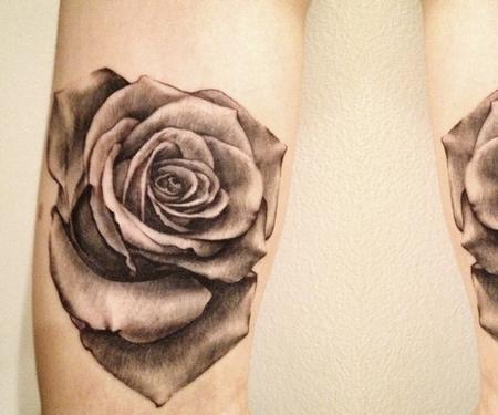 tattoos/ - Rose - 63377