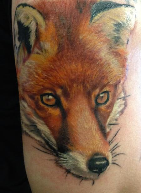 tattoos/ - Fox Tattoo - 85818