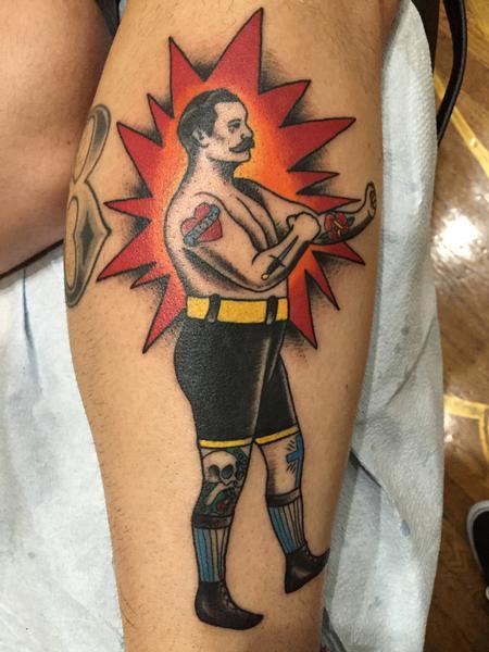 tattoos/ - Fisticuffs - 126726