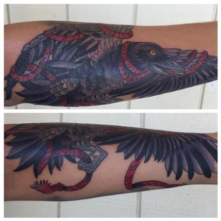 tattoos/ - Black Bird - 126725