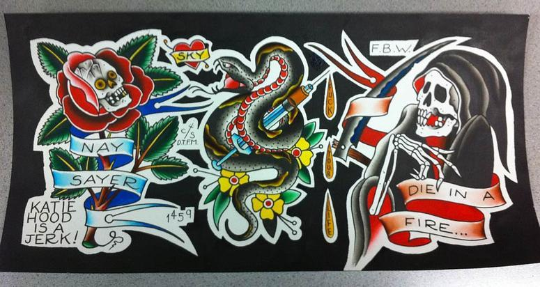 Art Galleries - Tattoo Flash - 53288