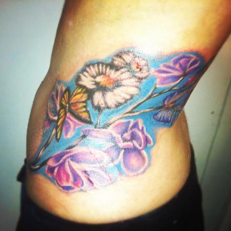 tattoos/ - Flowers - 71834