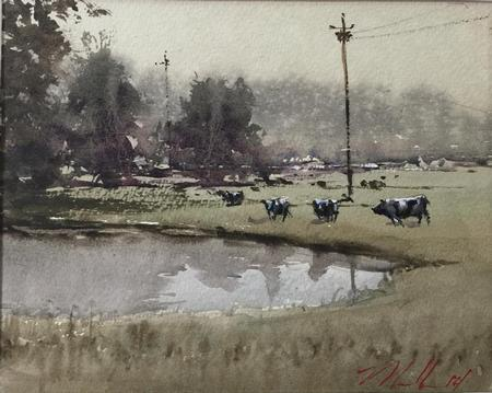 Art Galleries - Cows of New Jersey - 99361