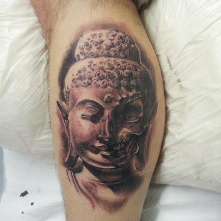 tattoos/ - Buddha Bless You - 99367