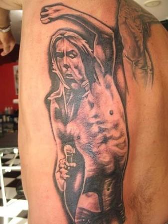 tattoos/ - Iggy Pop Tattoo - 48830