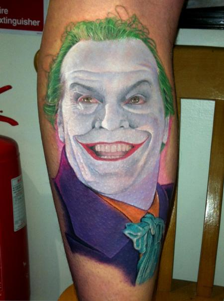 tattoos/ - Joker Tattoo - 92239