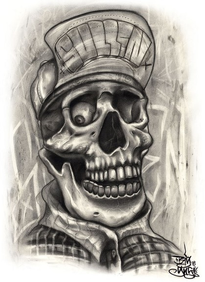 Art Galleries - VENICE SKULL - 52887