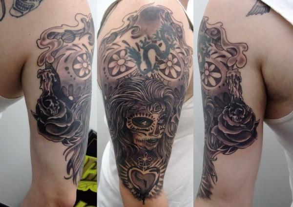 tattoos/ - Sugar Girl Tattoo - 49581