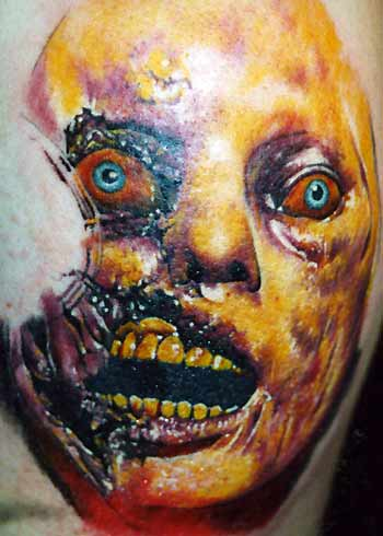 tattoos/ - Gory Portrait - 31249