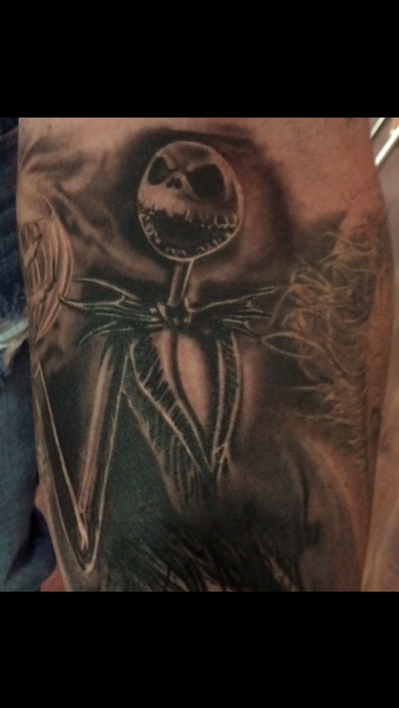 tattoos/ - Jack Skelington Nightmare Before Christmas - 119197