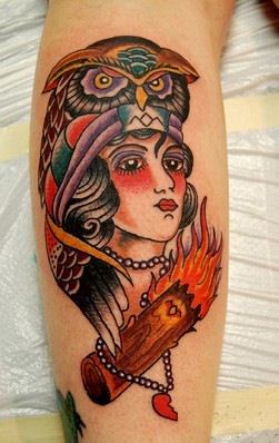 tattoos/ - Log Lady - 52689