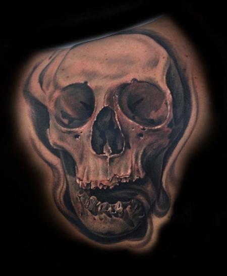 tattoos/ - Skull Tattoo - 131779