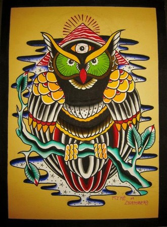 Art Galleries - owl - 42013