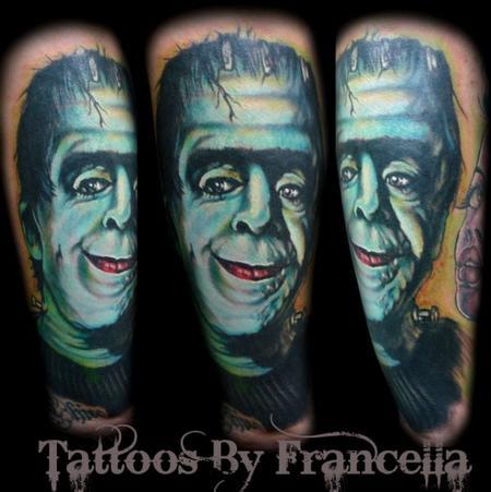 tattoos/ - Herman Munster - 130604