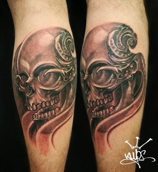 tattoos/ - Skulls Tattoo - 50594