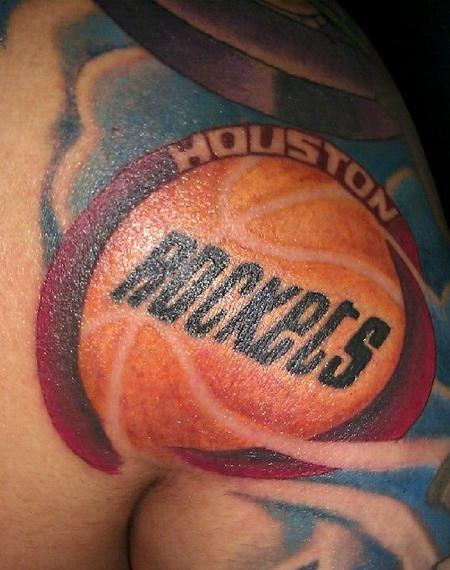 tattoos/ - Houston Rockets - 60899