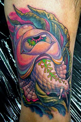 tattoos/ - SNAILIEN - 9080