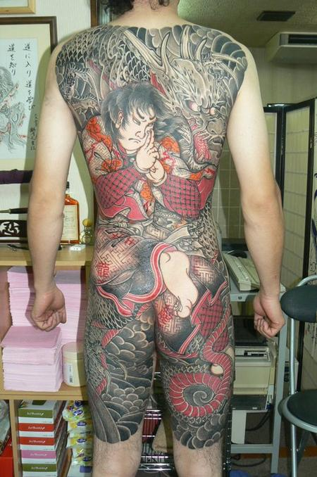 tattoos/ - Japanese Tebori Tattoo - 62329