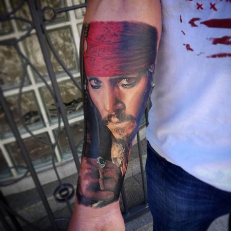 tattoos/ - Captain Jack Sparrow - 127144