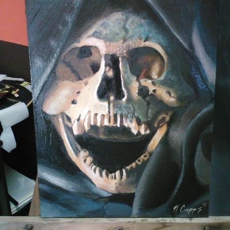 Art Galleries - Skull - 119330