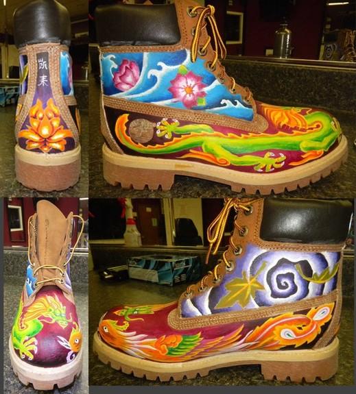 Art Galleries - My Chinese Timberland Boot - 52921