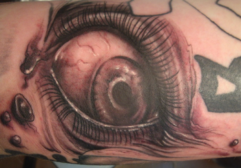 tattoos/ - Eye ball tattoo - 49328