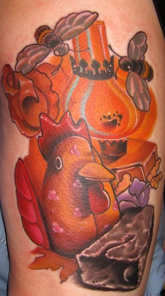 tattoos/ - americana craft work - 53163