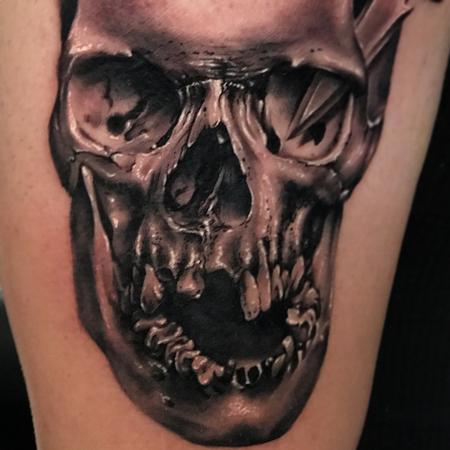 tattoos/ - Skull tattoo - 131276
