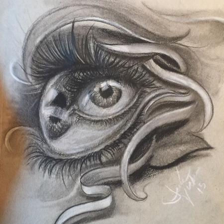 Art Galleries - Compound Eye Original Art - 117214