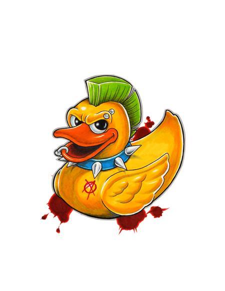 Art Galleries - Punk Duck - 95095