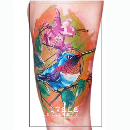 tattoos/ - Hummingbird  - 141569