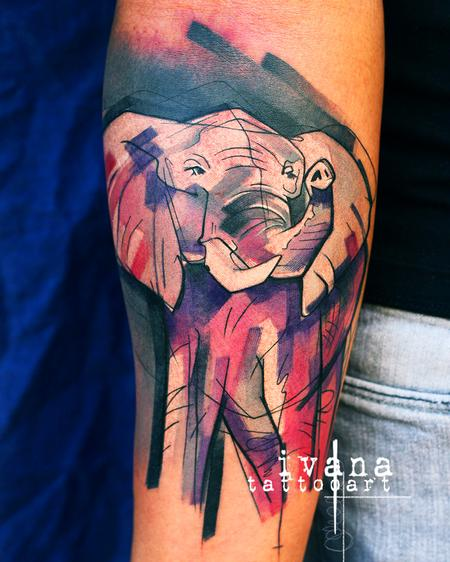 tattoos/ - Elephant - 141570