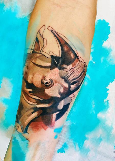 tattoos/ - Rhino Tattoo - 137633
