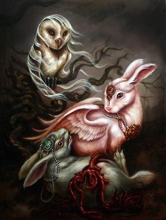 Art Galleries - Rabbits Art - 37592